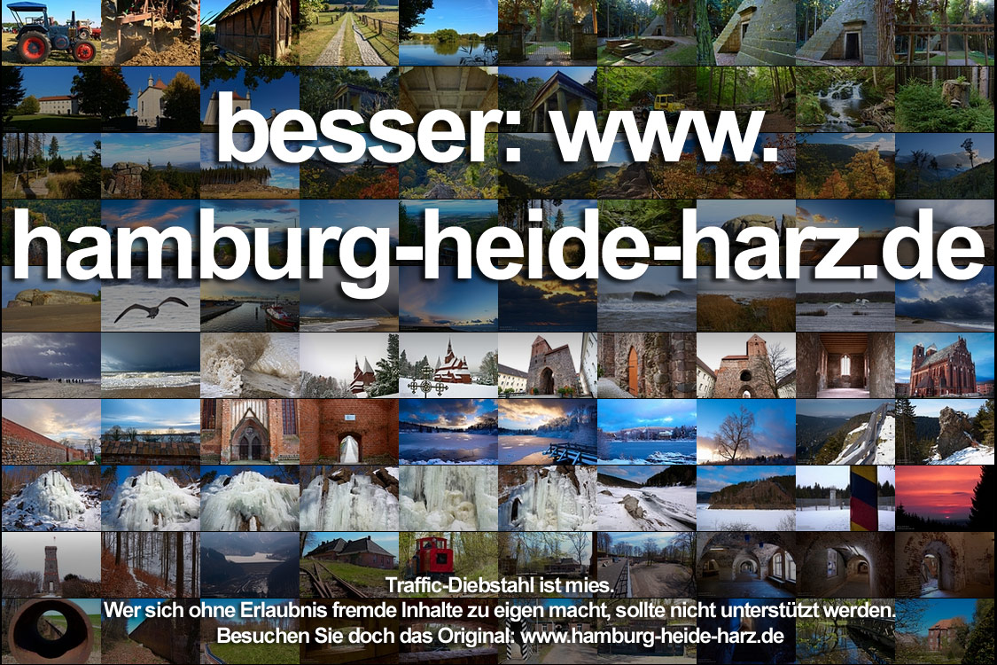 Das Bodetal bei Thale versetzt den Wanderer in eine andere Welt, besonders jenen aus dem norddeutschen Flachland.